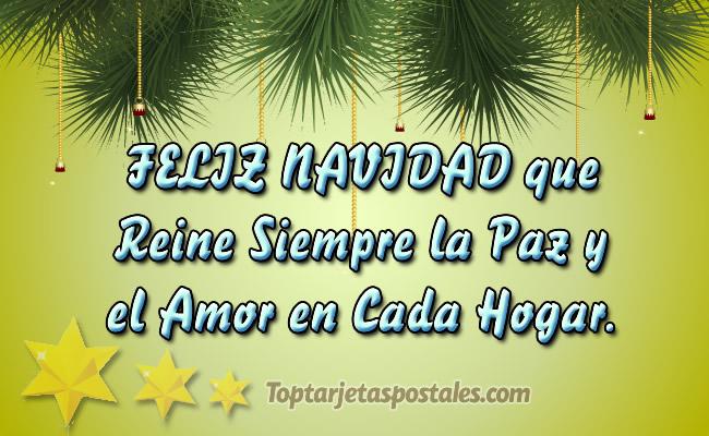 Imagenes de Paz y Amor para Navidad