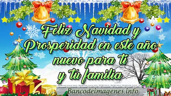 Felicitaciones de Navidad y fin de año para felicitar