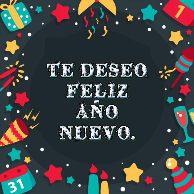 Frases cortas de feliz año nuevo para felicitar