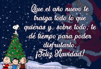 Imágenes de felicitaciones de Navidad para compartir