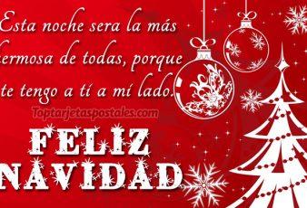 Mensajes para felicitar en Navidad