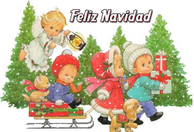 Tarjetas de Feliz Navidad para compartir