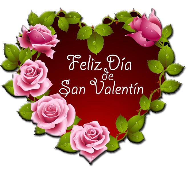 Frases Para Desear Feliz Día De San Valentín 2018 Tarjetas