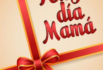 Frases y Tarjetas Postales de Feliz día mamá