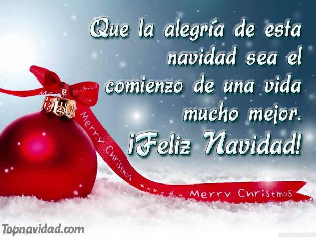 Felicitaciones de Navidad para felicitar