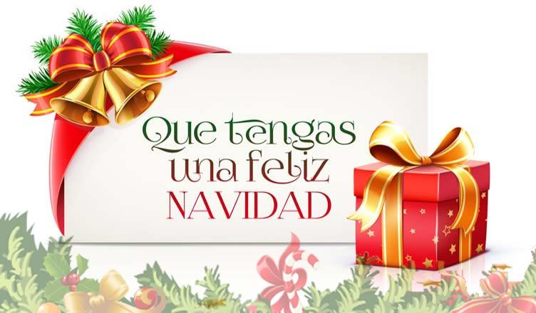 Felicitaciones de Navidad compartir