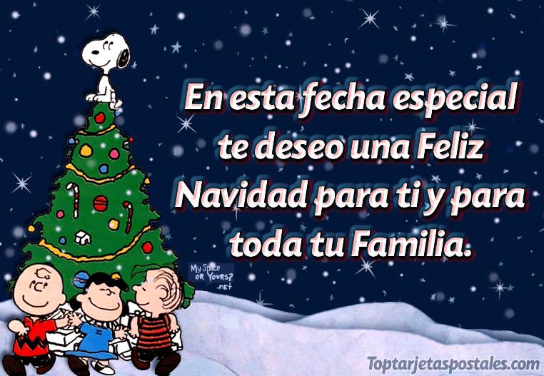 Felicitaciones para Navidad