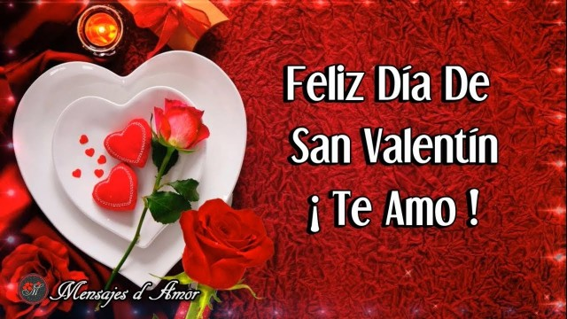 Imágenes De Feliz Día De San Valentín Tarjetas De