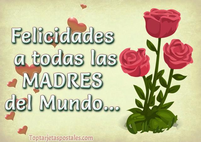 Felicitaciones para el día de las madres