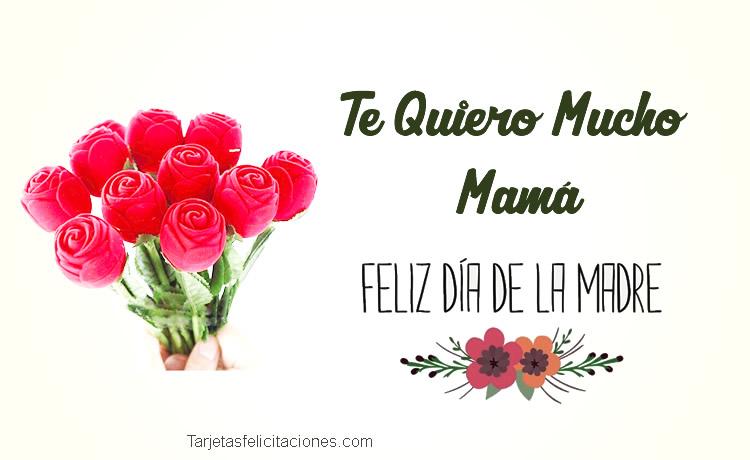 Imágenes con Felicitaciones para el día de la Madre