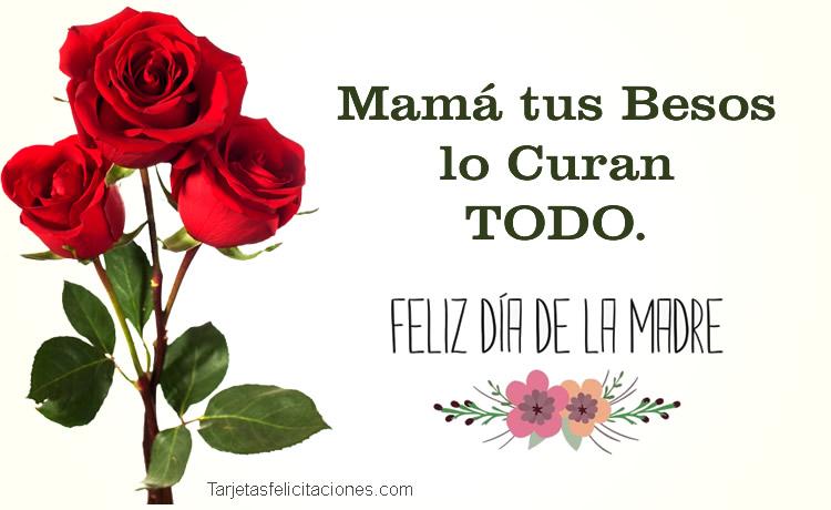 Imágenes de Feliz Día Mamá para Felicitar