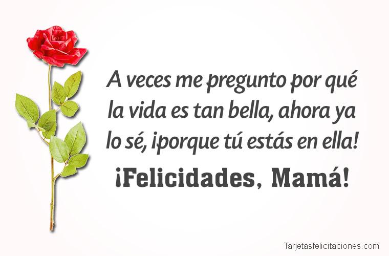 Imágenes y Frases - Felicitaciones para el día la madre