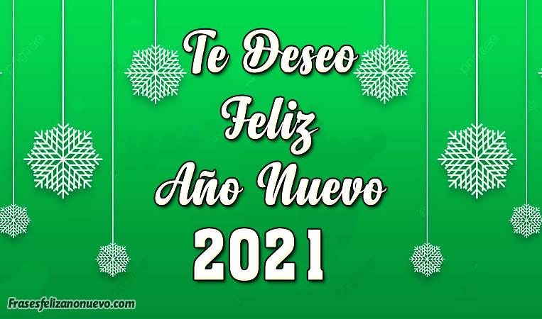 Imágenes de Feliz Año Nuevo 2021 para compartir